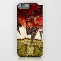 iPhone & iPod Case featuring The Storm by Joshua Kulchar