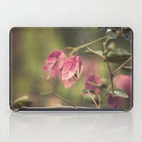 Spring in the city iPad Case