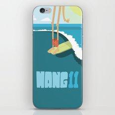 Hang 11 iPhone & iPod Skin