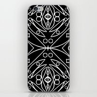 The Gate iPhone & iPod Skin