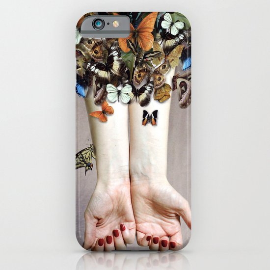 The Butterfly Project (2) iPhone & iPod Case