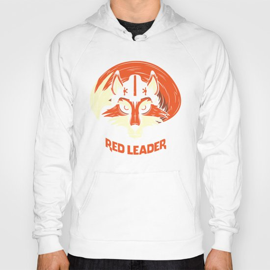 Red Leader Hoody