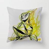 ÁMBAR Throw Pillow