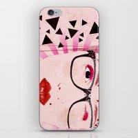 Pollyanna iPhone & iPod Skin