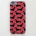 Polka Dachshunds iPhone & iPod Case