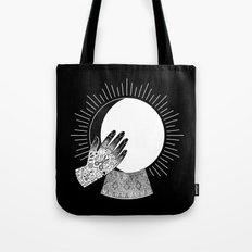 Waxing Gibbous Tote Bag