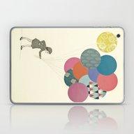 Party Girl Laptop & iPad Skin
