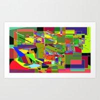 Lantz45_kj-m8000s Art Print