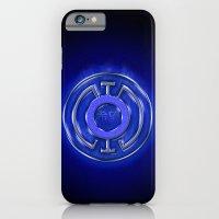 Blue Lantern Corp (Hope) iPhone 6 Slim Case