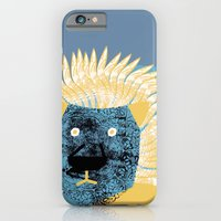 Lion leon iPhone 6 Slim Case