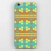 Pattern10 iPhone & iPod Skin