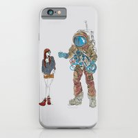 iPhone & iPod Case featuring They Met by Futurism_