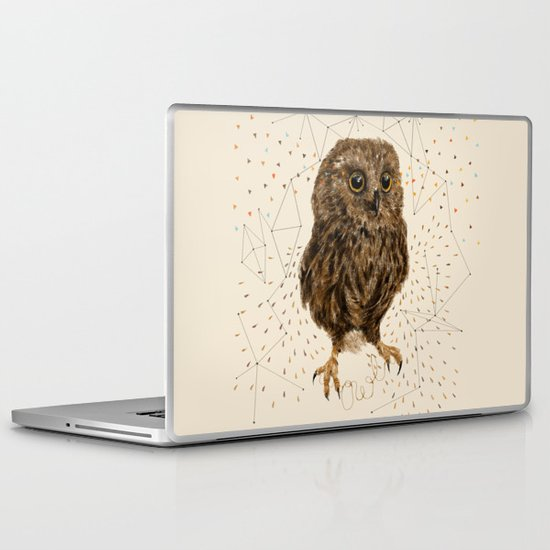 Mr.Owl IV Laptop & iPad Skin
