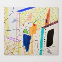 TORNASOL Canvas Print