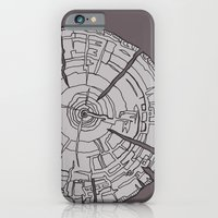 iPhone & iPod Case featuring Tree Rings by Kathryn Repas
