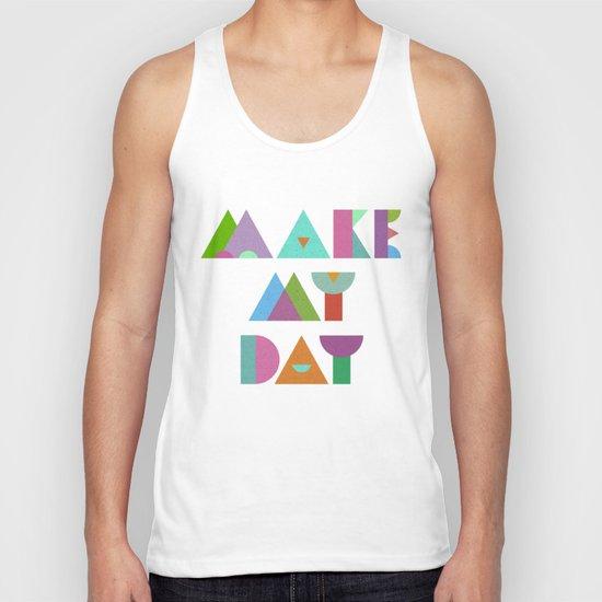 Make My Day. Unisex Tank Top