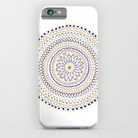 iPhone & iPod Case featuring Mandala Smile A by Felipe B. C. Gama