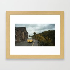 Ironbridge Camper  Framed Art Print