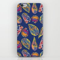 shell colorful iPhone & iPod Skin