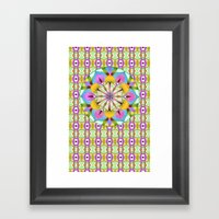 Lucky Lotus Framed Art Print
