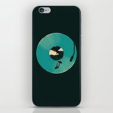 Songs for a Rainy Day iPhone & iPod Skin