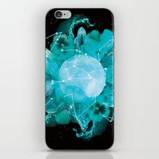 lunaverse iPhone & iPod Skin