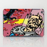 Laserblast iPad Case