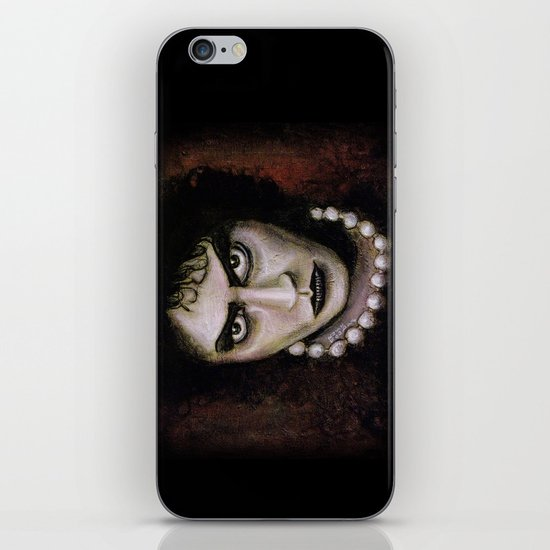 The Rocky Horror Picture Show: Dr. Frank-N-Furter iPhone & iPod Skin