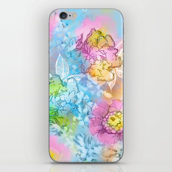 Breezes  iPhone & iPod Skin