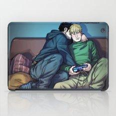 William and Theodore 07 iPad Case