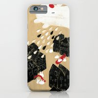 iPhone & iPod Case featuring Rain of Terror by Hyein Lee