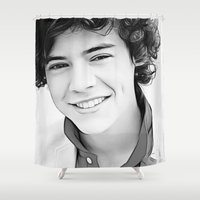 Harry got Styles Shower Curtain