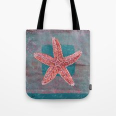 Starfish Painting Design By Catherine Coyle Tote Bag