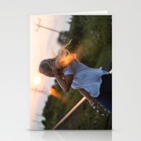 Wherever The Winds Take … Stationery Cards