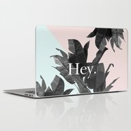 Hey Laptop & iPad Skin