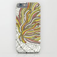 iPhone & iPod Case featuring Sea Anemone by Amanda James