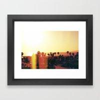 Starshine Framed Art Print
