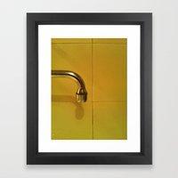 Minimalism Art Framed Art Print