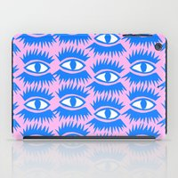 Bold Eyes II iPad Case