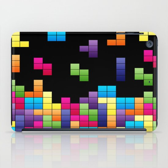 Tetris Troubles. iPad Case