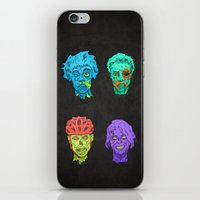 Zombie Quartet iPhone & iPod Skin