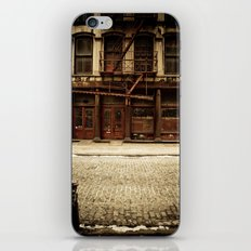 Greene Street SoHo iPhone & iPod Skin