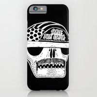 iPhone & iPod Case featuring Italian Skull  by Mr. JJ