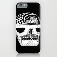 Italian Skull  iPhone 6 Slim Case