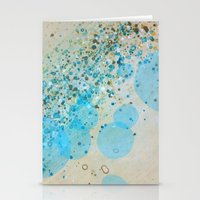 Abstract #51 Stationery Cards