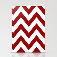 SOONER CHEVRON Stationery Cards