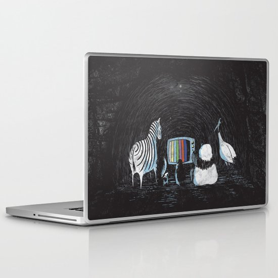 Now in Technicolour... Laptop & iPad Skin