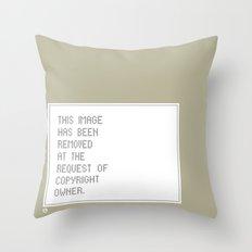 © Control v1.2 Throw Pillow