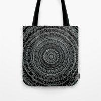 Lines invert. Tote Bag