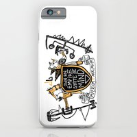 iPhone & iPod Case featuring Imperial Mindset by Mars Dorian
